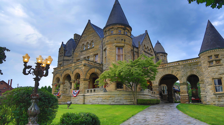 castle mansion