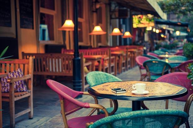 Cafes, Paris