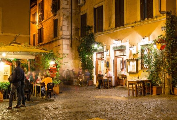Rome Cafes