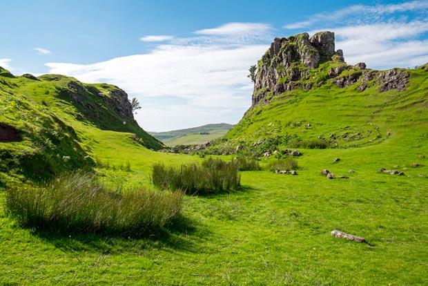 The Faerie Glen, Scotland, magical places