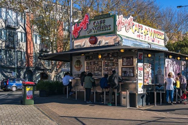 Australia Cafes