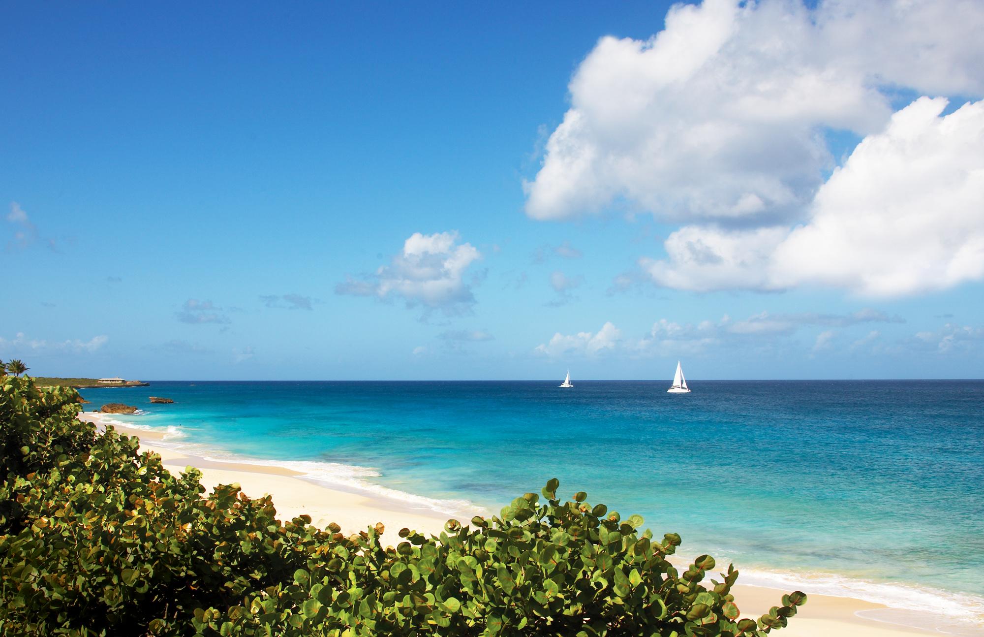 anguilla-beach-sailboats