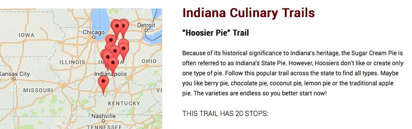 pie trail Family