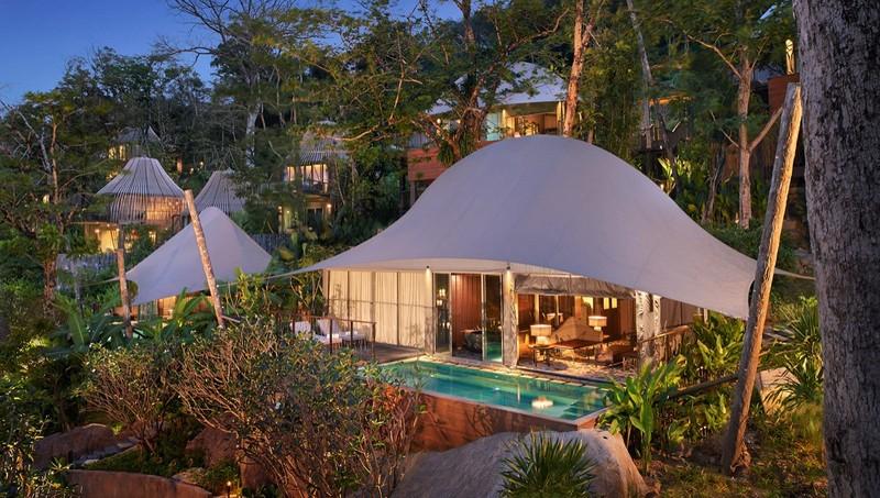 Luxury treehouse in Phuket